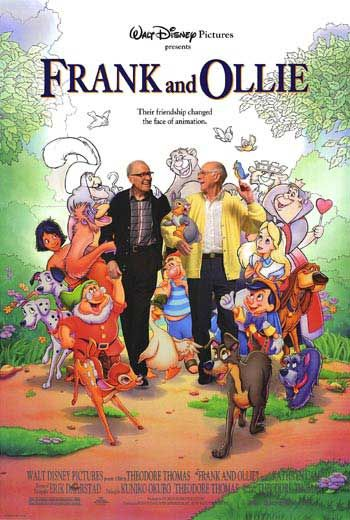 walt disney company walt disney pictures affiche franck ollie poster