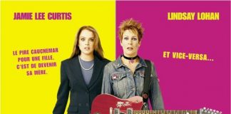 walt disney company walt disney pictures affiche freaky friday peau mere poster