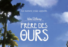 walt disney animation affiche frere ours poster brother bear