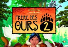 walt disney animation disneytoon studios affiche frere ours 2 poster brother bear 2
