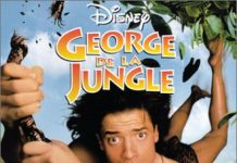 walt disney company walt disney pictures affiche george jungle poster george of jungle