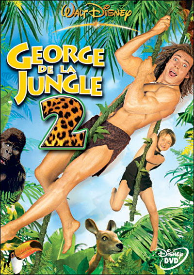 walt disney company walt disney pictures affiche george jungle 2 poster