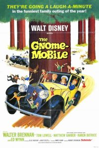 walt disney company walt disney pictures affiche gnome mobile poster