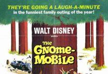 walt disney company walt disney pictures affiche gnome mobile poster