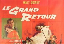 walt disney company walt disney pictures affiche grand retour poster miracle white stallions