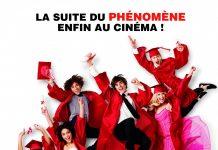 walt disney company walt disney pictures affiche high school musical 3 annees lycee poster senior year