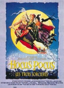 walt disney company walt disney pictures affiche hocus pocus poster