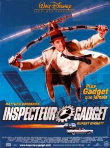 walt disney company walt disney pictures affiche inspecteur gadget poster inspector gadget