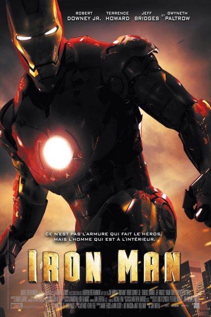 Affiche Poster Iron Man Disney marvel