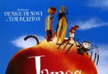 walt disney touchstone pictures affiche james peche geante poster james giant peach
