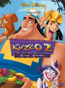 walt disney animation disneytoon studios affiche kuzco 2 king kronk poster kuzco 2 kronk new groove