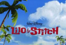 walt disney animation affiche lilo stitch poste
