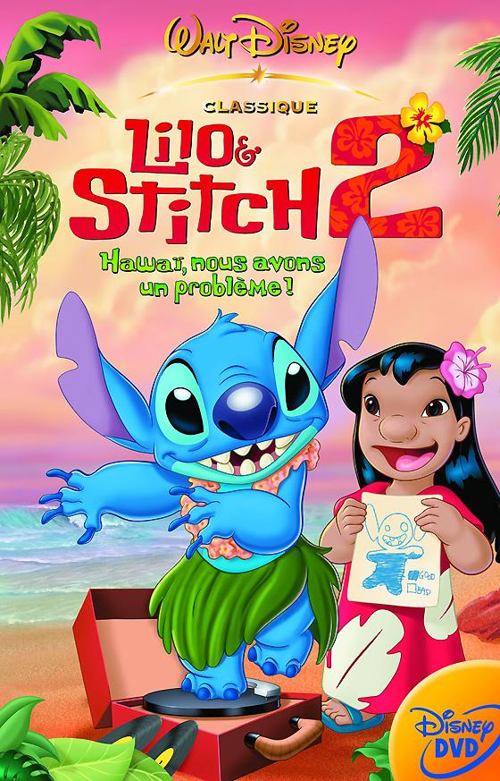 walt disney animation disneytoon studios affiche lilo stitch 2 hawai avons probleme poster lilo stitch 2 stitch glitch