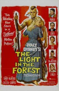 walt disney company walt disney pictures affiche lueur foret poster light forest