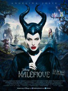 walt disney company walt disney pictures affiche malefique poster maleficent