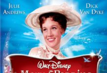 walt disney animation affiche mary poppins poster
