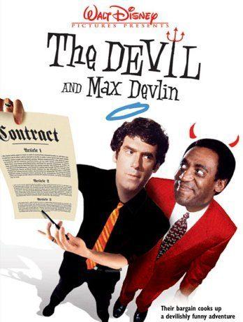 walt disney company walt disney pictures affiche max diable poster devil max devlin