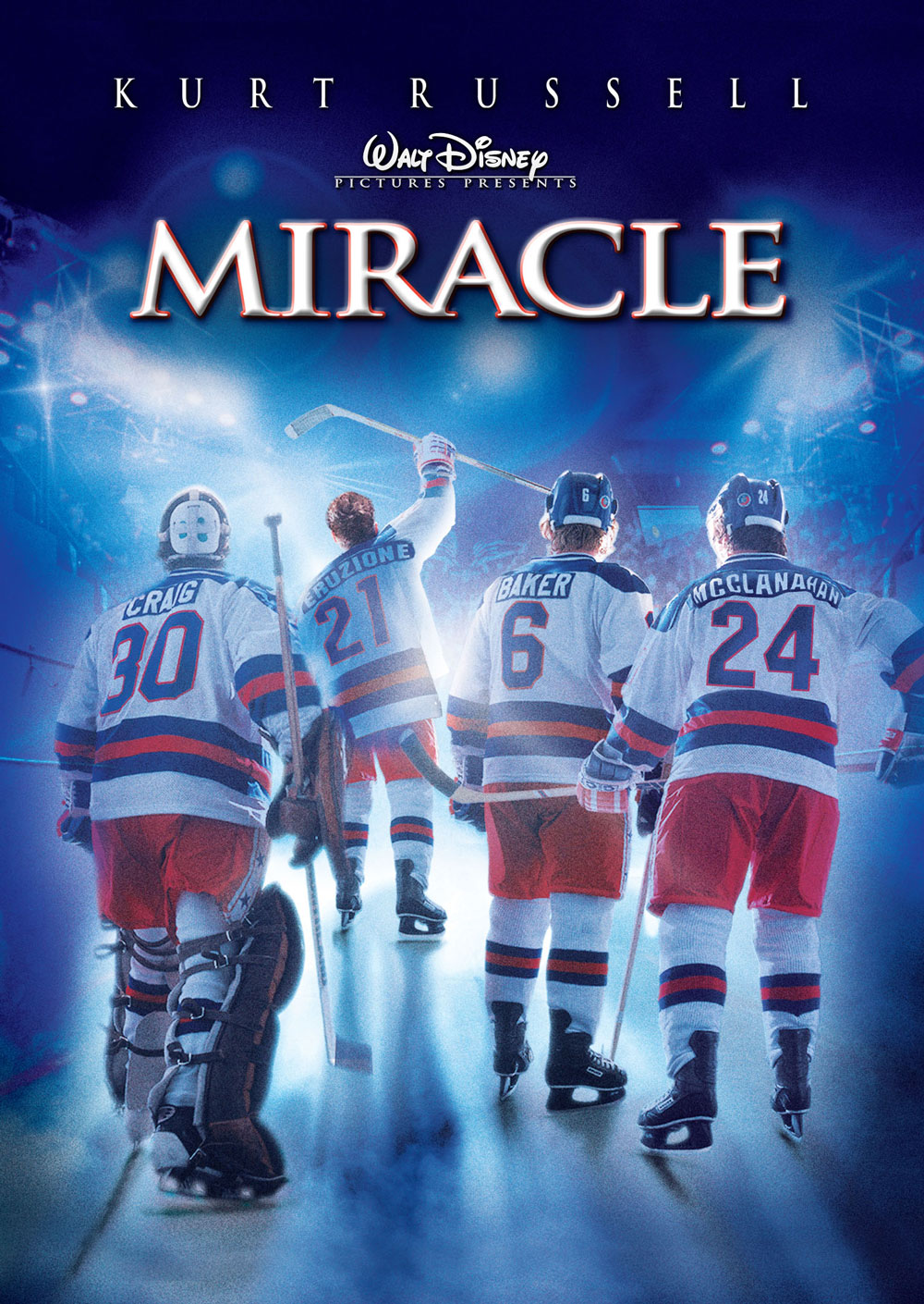 walt disney company walt disney pictures affiche miracle poster