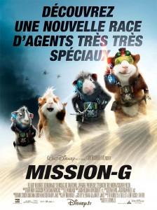 walt disney company walt disney pictures affiche mission g poster g force