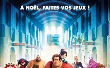 walt disney animation studios affiche mondes ralph poster wreck ralph