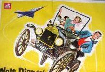 walt disney company walt disney pictures affiche monte la d'ssus poster absent minded professor