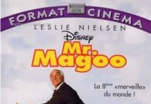 walt disney company walt disney pictures affiche mr magoo poster