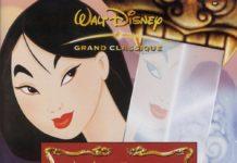 walt disney animation affiche mulan poster