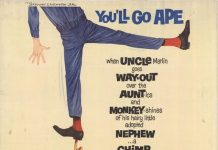 walt disney company walt disney pictures affiche neveu studieux poster monkey uncle