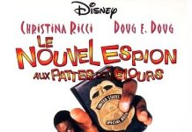 walt disney company walt disney pictures affiche nouvel espion pattes velours poster that darn cat 1997
