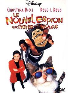 walt disney company walt disney pictures affiche nouvel espion pattes velours poster that darn cat 1997