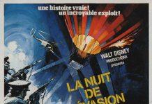 walt disney company walt disney pictures affiche nuit evasion poster night crossing