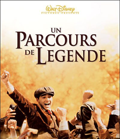 walt disney company walt disney pictures affiche parcours legende poster greatest game ever playes