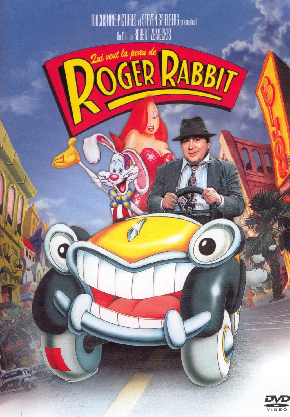 walt disney animation affiche peau roger rabbit poster framed roger rabbit