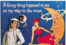walt disney company walt disney pictures affiche pilote lune poster moon pilot