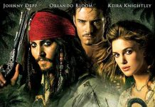 walt disney company walt disney pictures affiche pirates caraibes 2 secret coffre maudit poster pirates caribbean dead man chest