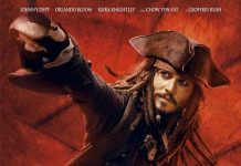 walt disney company walt disney pictures affiche pirates caraibes 3 bout monde poster pirates caribbean world end
