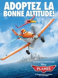 walt disney animation disneytoon studios affiche planes poster