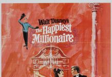 walt disney company walt disney pictures affiche plus heureux milliardaires poster happiest millionaire