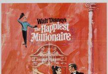 walt disney company walt disney pictures affiche plus heureux milliardaires poster happiest millionaire