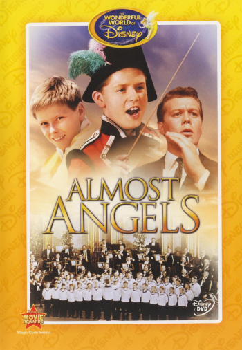 walt disney company walt disney pictures affiche presque anges poster almost angels