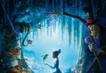 walt disney animation studios affiche princesse grenouille poster princess frog
