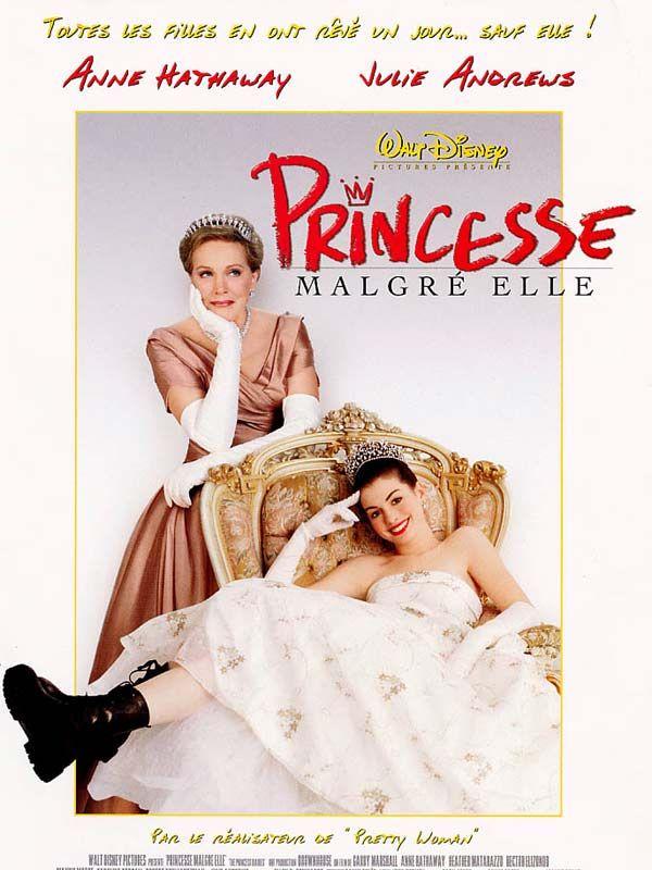walt disney company walt disney pictures affiche princesse malgre elle poster princess diaries