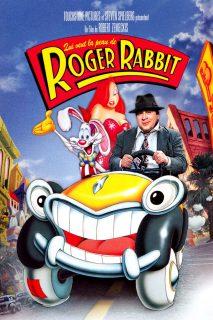 Affiche Poster Qui veut la peau de Roger Rabbit who framed Disney Touchstone