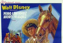 walt disney company walt disney pictures affiche revanche pablito poster littlest outlaw