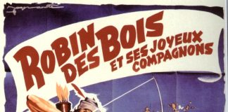 walt disney company walt disney pictures affiche robin bois joyeux compagnons poster story robin hood merrie men