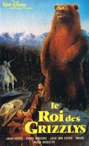 walt disney company walt disney pictures affiche roi grizzlis poster king grizzlies