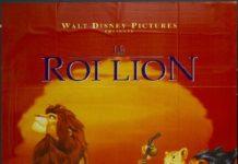 walt disney animation affiche roi lion poster lion king