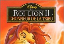 walt disney animation disney toon studios affiche roi lion 2 honneur tribu poster lion king 2 simba's pride