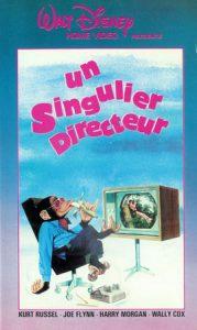 walt disney company walt disney pictures affiche singulier directeur poster barefoot executive