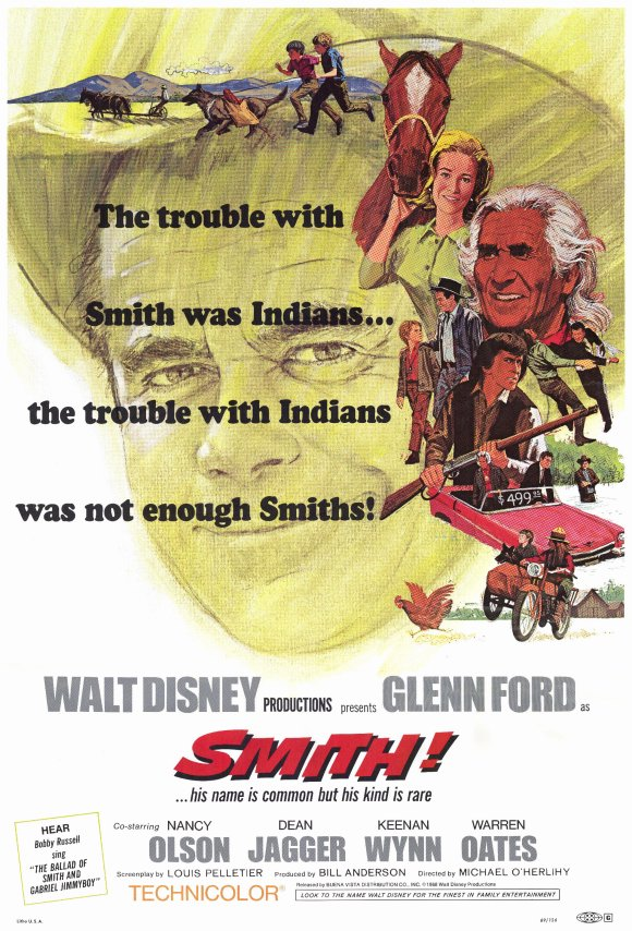 walt disney company walt disney pictures affiche smith poster